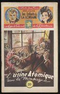 Fascicule Jeune France - L'usine Atomique Dans La Montagne - Henri D'Alzon - Editions Saint-Cyr - 1946 - Livres, BD, Revues