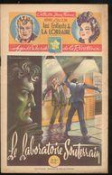 Fascicule Jeune France - Le Laboratoire Souterrain - Henri D'Alzon - Editions Saint-Cyr - 1947 - Livres, BD, Revues
