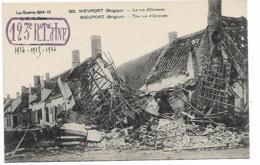 Nieuport - La Rue D'Ostende - Nieuwpoort