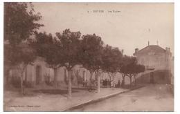 Détrie - Les Ecoles - Algérie