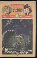 Fascicule Jeune France - La Messagère De Londres - Henri D'Alzon - Editions Saint-Cyr - 1947 - Livres, BD, Revues