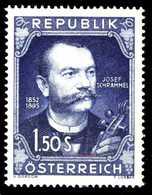 ÖSTERREICH 1952 Nr 970 Postfrisch S87019A - 1945-60 Neufs