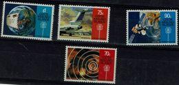 KOKOS ISLANDS 1987 COMMUNICATION MEANS MI No 173-6 MNH VF !! - Cocos (Keeling) Islands