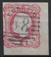 Angra – 1862 King Luiz With 48 Numeric Cancel - Angra