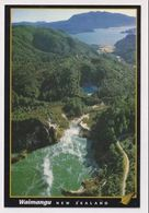 NEW ZEALAND - AK 382109 Waimangu - Nuova Zelanda