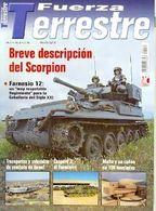 Revista Fuerza Terrestre Nº 13 - Revues & Journaux