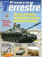 Revista Fuerza Terrestre Nº 32 - Revues & Journaux