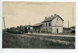 Saint Aulaye La Gare - Andere Gemeenten