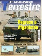 Revista Fuerza Terrestre Nº 33 - Revues & Journaux