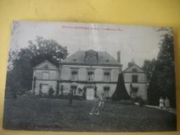 61 9636 CPA 1913 - 61 SILLY EN GOUFFERN. LE MOULIN A TAN - ANIMATION. - Autres Communes