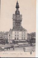 Béthune - Grand'Place, Le Beffroi - Bethune