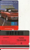 TURKEY - Car, Bilisim Fair 2001, Turk Telecom Promotion Telecard, Tirage 75000, 09/01, Mint - Turchia