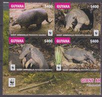 2016Guyana4vVBWWF / Fauna - W.W.F.