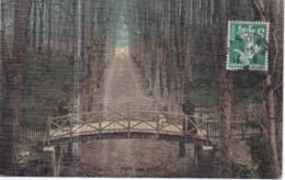 Dépt 27 - GISORS - Pont Des Amours - Carte Toilée Couleur - Animée - Gisors