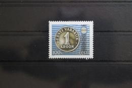 Estland 346 ** Postfrisch #TC490 - Estland