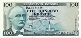 Iceland - 100 Krónur - Unc. - L. 1961 ( Sign. 42 - 1974/1984 ) - Pick: 44 - Serie DA - Island