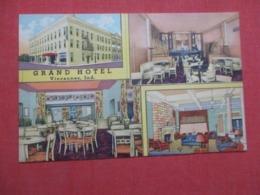 Grand Hotel Vincennes  Indiana     Ref 4203 - Etats-Unis