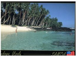 (C 5) Samoa Island - Lefaga - Samoa