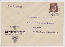 Deutsches Reich Orts-DS Vom NS-Reichskriegerbund Vilshofen - Covers & Documents
