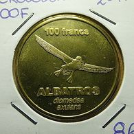 ILe Kerguelen 100 Francs 2011 - Monedas