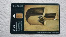 CUBA  USED CARDS LANDSCAPES  MUSEUM - Cuba