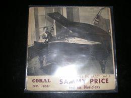 SAMMY PRICE AND HIS BLUSICIANS - Jazz