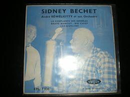 SIDNEY BECHET - Jazz