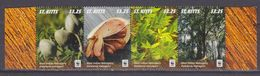 2016St Kitts1541-1544Trees And Bushes11,50 € - W.W.F.