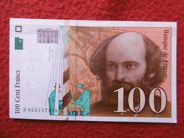 BILLET 100 FRANCS CEZANNE 1998 N° B 063147419 - 1992-2000 Ultima Gama