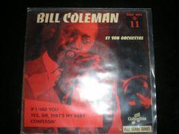 BILL COLEMAN - Jazz