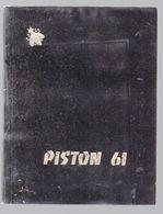 Programme Du Bal PISTON 61  (école Centrale Des Arts Et Manufactures)  (M0307) - Programmes
