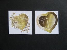 Autoadhésifs : TB Paire N° 1669 Et 1670 , Neufs XX. - Adhesive Stamps