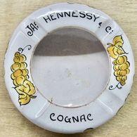 CENDRIER JAs HENNESY & C° COGNAC - Cendriers