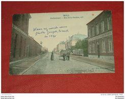 MOL - MOLL -   Statiestraat   -  1913 - - Mol