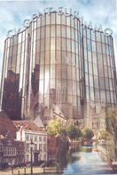 Visitekaartje - Carte De Visite - Immo CV Gent Eurimmo - Visitekaartjes