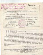 Médaille Militaire-la Résistance-voix Du Nord-superbe - Documents