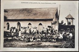 BENIN + Mission D'Ibonwon - Mission Africaine Lyon - Benin