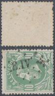 """émission 1869 - N°30 Obl Ambulant Pt """"E.IV"""" (Liège - Erquelinnes) - 1869-1883 Leopold II"""