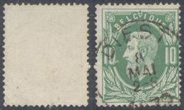 "émission 1869 - N°30 Obl Simple Cercle ""Diest"" - 1869-1883 Leopold II"