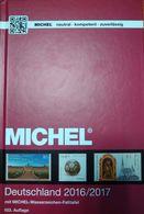 Catalogue MICHEL ALLEMAGNE 2016-2017 - Enciclopedias