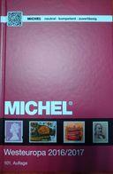 Catalogue MICHEL EUROPE DE L'OUEST 2016-2017 - Enciclopedias