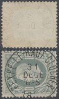 """émission 1869 - N°30 Obl Simple Cercle """"Fexhe-le-haut-clocher"""". Superbe - 1869-1883 Leopold II"""