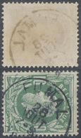 "émission 1869 - N°30 Obl Simple Cercle ""Fumal"" / COBA : 15 - 1869-1883 Leopold II"