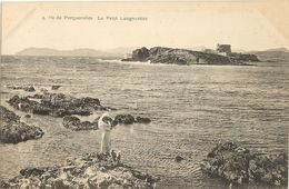 83 -  Ile  De PORQUEROLLES -  Le  Petit Langoustier   241 - Porquerolles