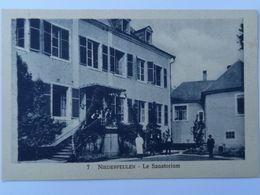 NIEDERFEULEN Feulen - Le Sanatorium - Cartoline