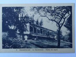 NIEDERFEULEN Feulen - Le Sanatorium Halles De Repos - Cartoline