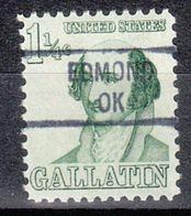 USA Precancel Vorausentwertung Preo, Locals Oklahoma, Edmond 841 - Vereinigte Staaten