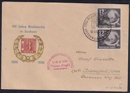 DDR. Fernbrief Mit MeF. Mi.-Nr. 245 - Covers & Documents