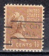 USA Precancel Vorausentwertung Preo, Locals Oklahoma, Elk City 804 - Vereinigte Staaten