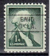 USA Precancel Vorausentwertung Preo, Locals Oklahoma, Enid 745 - Vereinigte Staaten